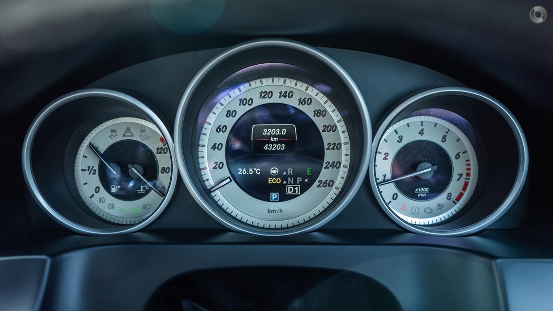 2015 Mercedes-Benz E 250 Coupé