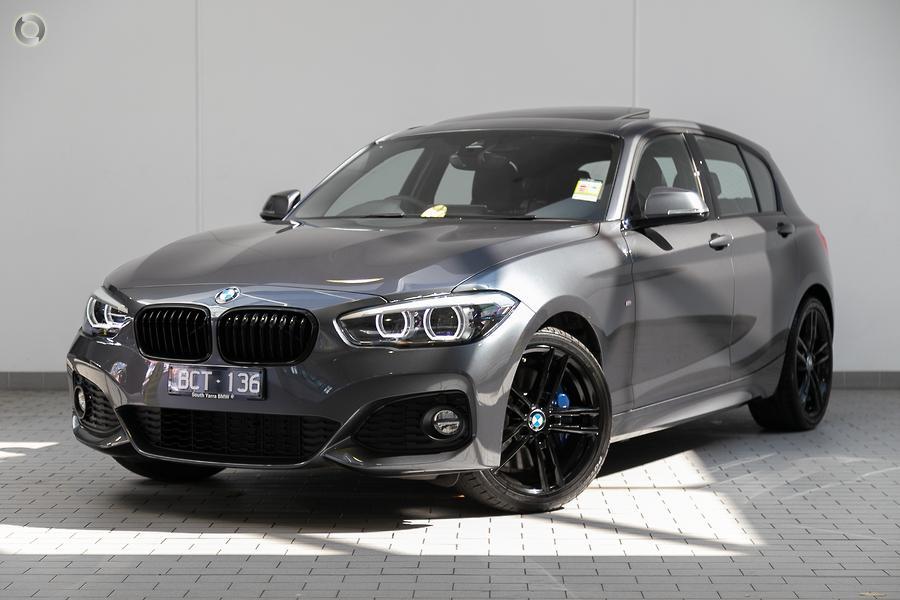 2019 BMW 1 Series 125i M Sport Shadow Edition
