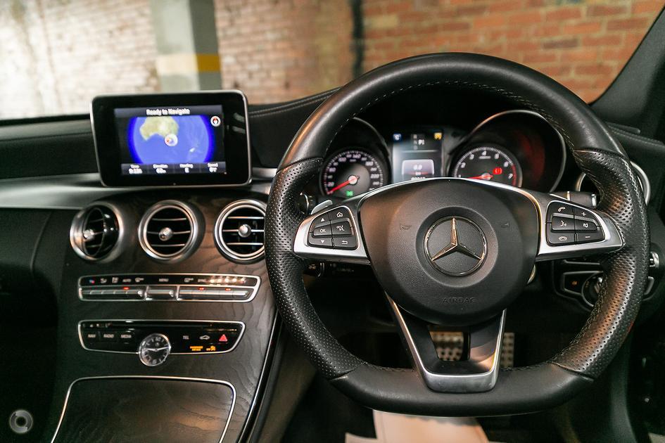 2016 Mercedes-Benz C-CLASS Sedan