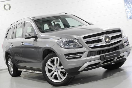 2014 Mercedes-Benz GL 350 BLUETEC