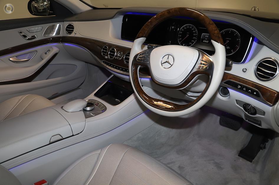 2013 Mercedes-Benz S 500 Sedan