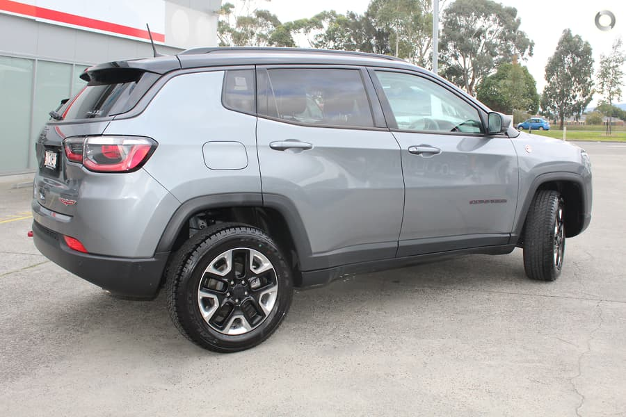 2018 Jeep Compass Trailhawk M6