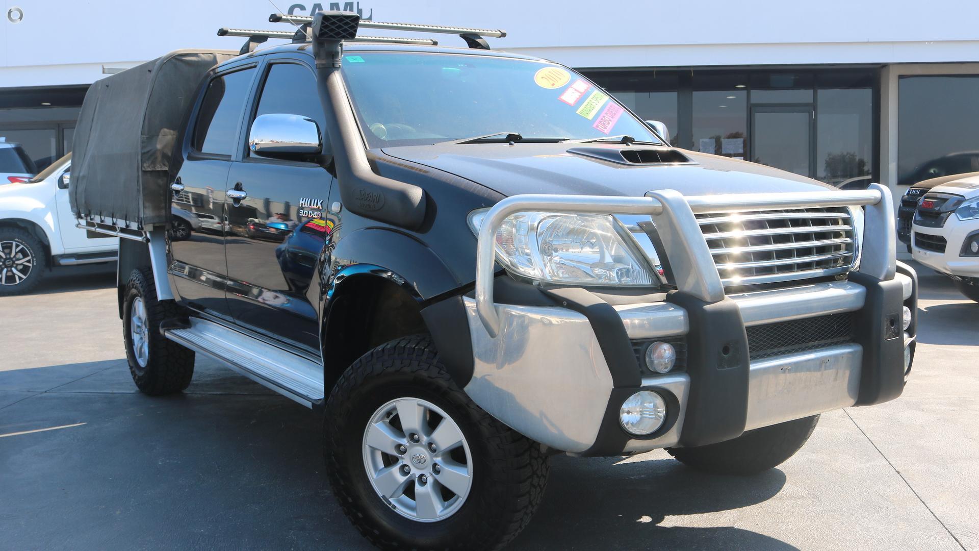 2010 Toyota Hilux SR5 KUN26R