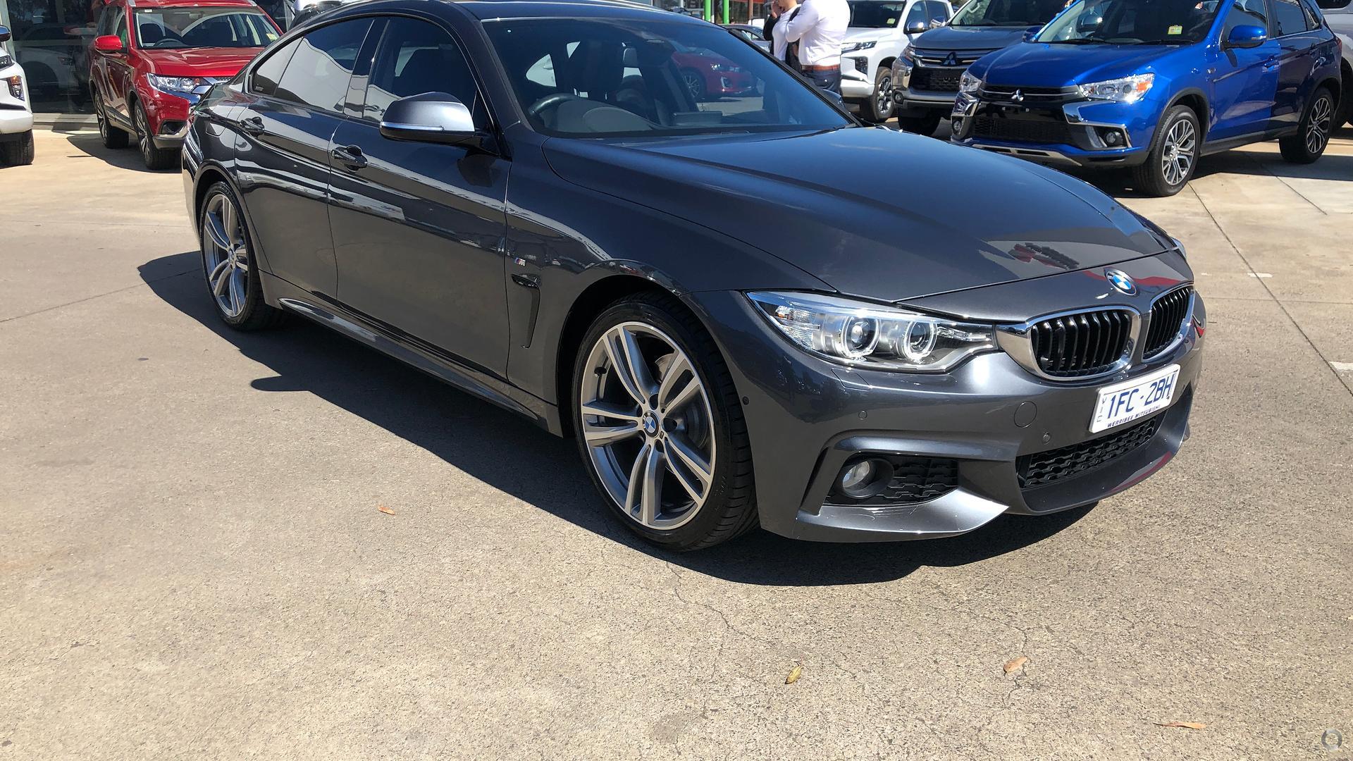 2015 BMW 4 Series 428i M Sport F36