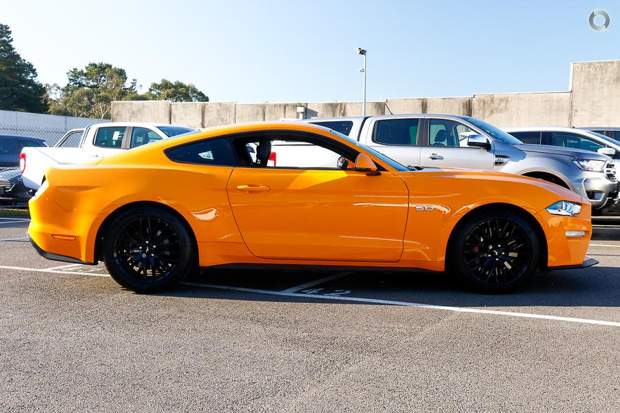 2018 Ford Mustang GT FN