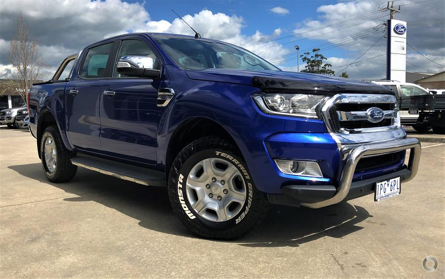 2016 Ford Ranger >> 2016 Ford Ranger Xlt Px Mkii Warragul City Ford