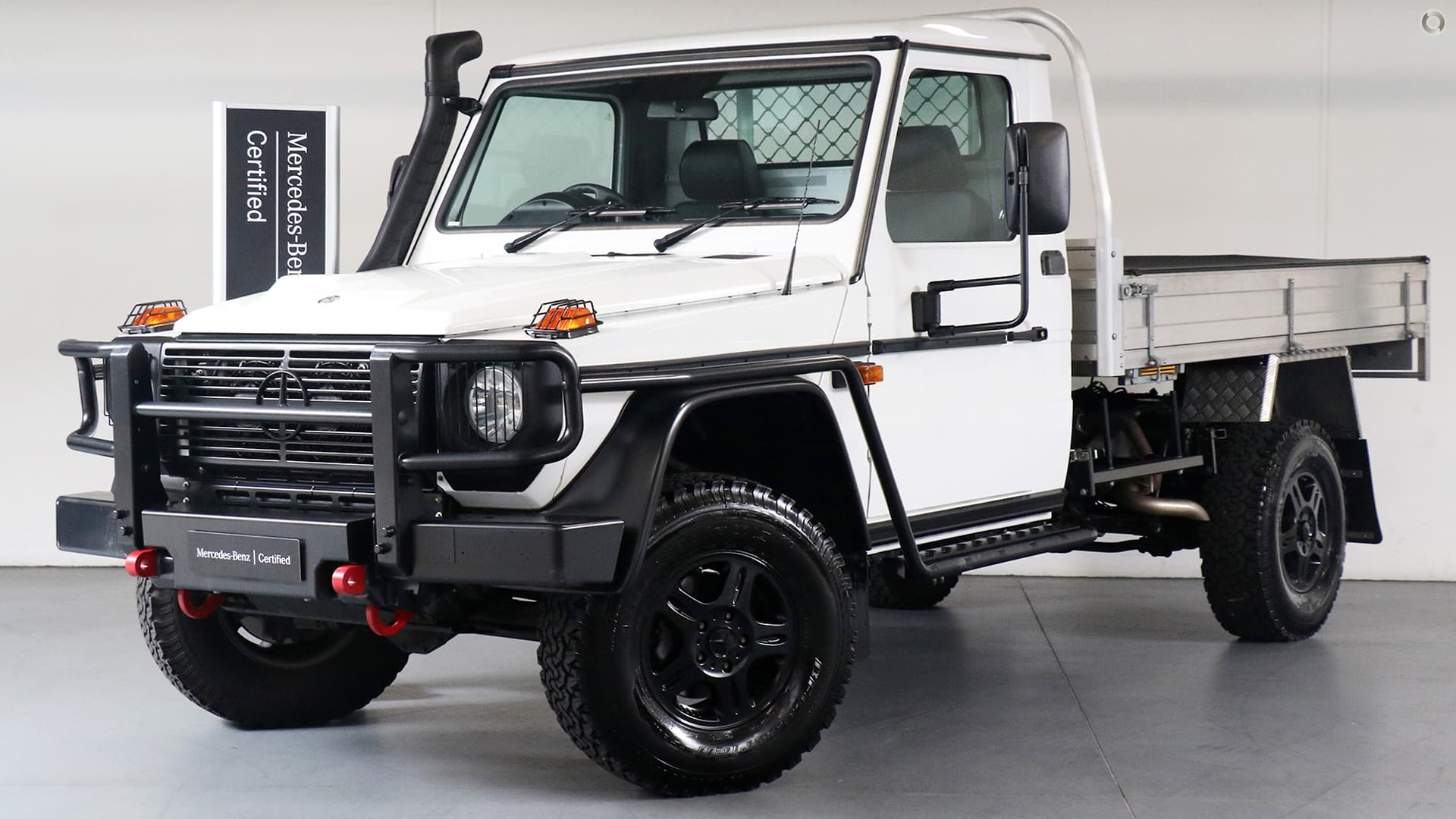2016 Mercedes-Benz G-CLASS Cab Chassis