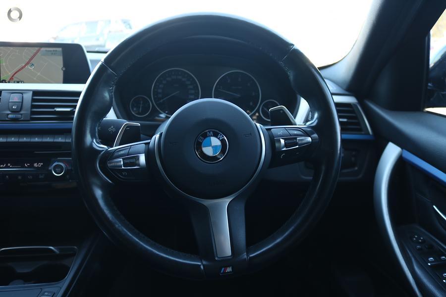 2017 BMW 320d Sport Line  F30 LCI