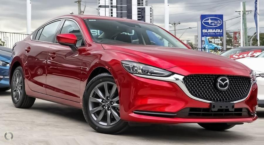 Mazda 6 Sport >> 2019 Mazda 6 Sport Gl Series Rolfe Mazda