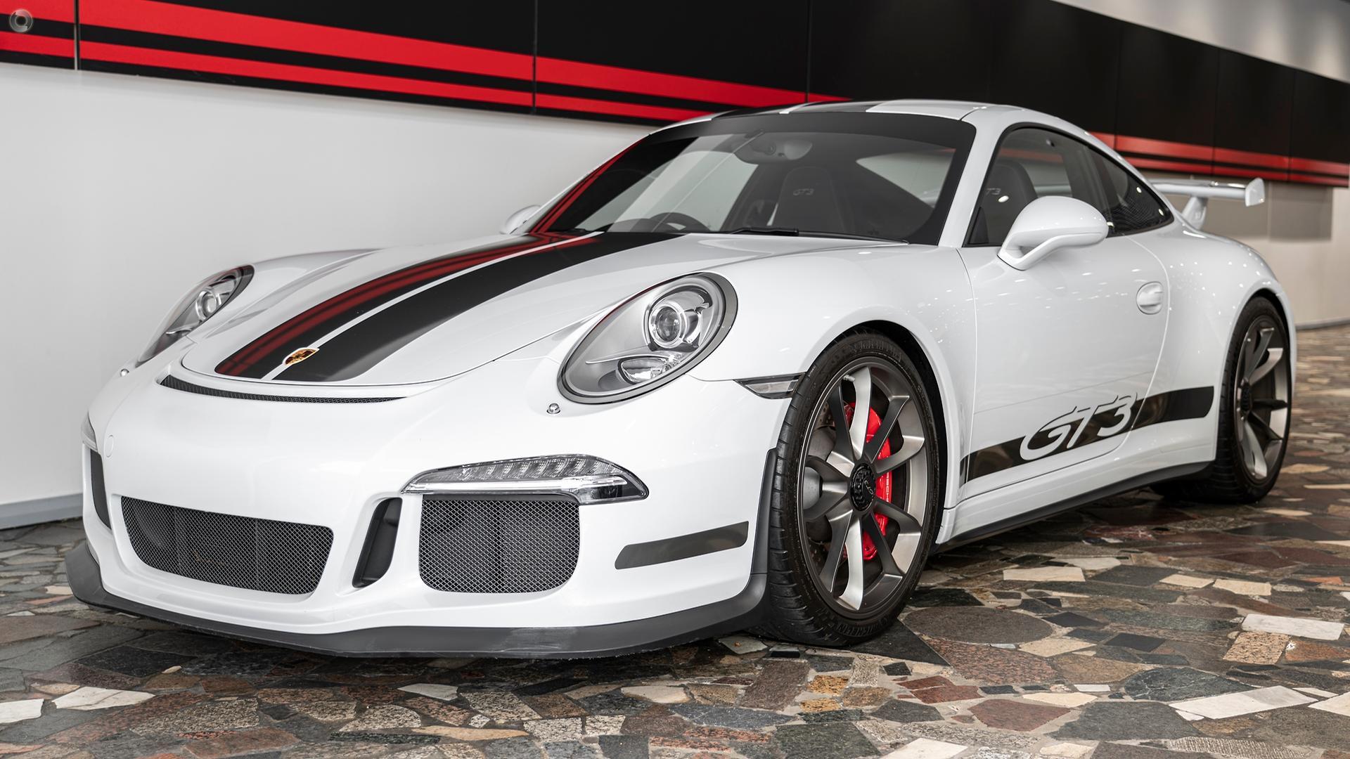 2015 Porsche 911 991