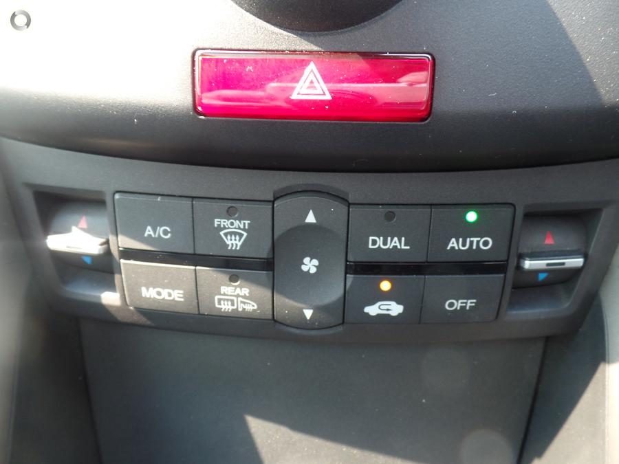 2008 Honda Accord Euro Luxury 8th Gen
