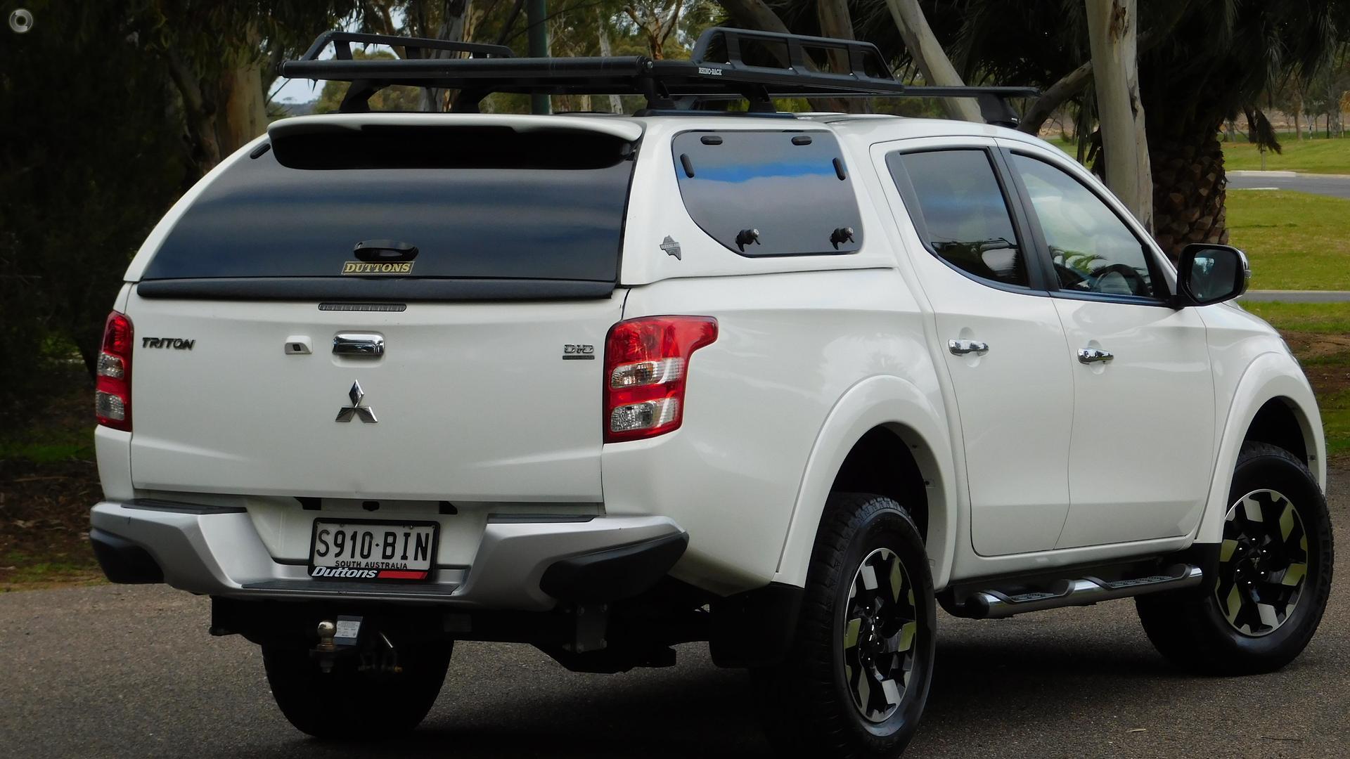 2015 Mitsubishi Triton MQ