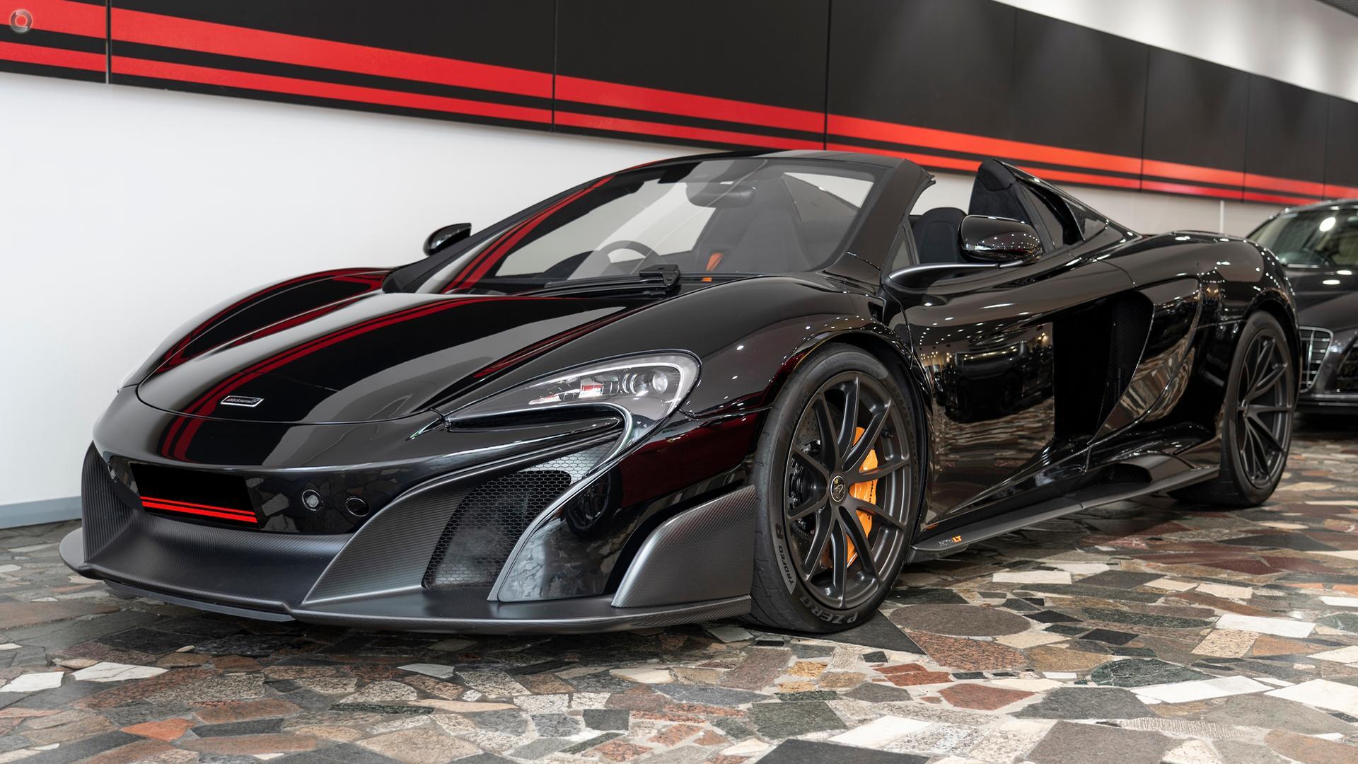2016 McLaren 675LT  (No Series)