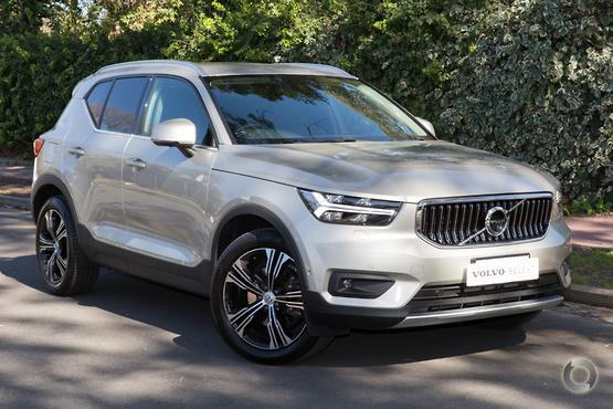 2018 Volvo XC40 T4 Inscription (No Series)