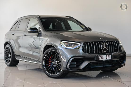 2020 Mercedes-Benz GLC 63 AMG S