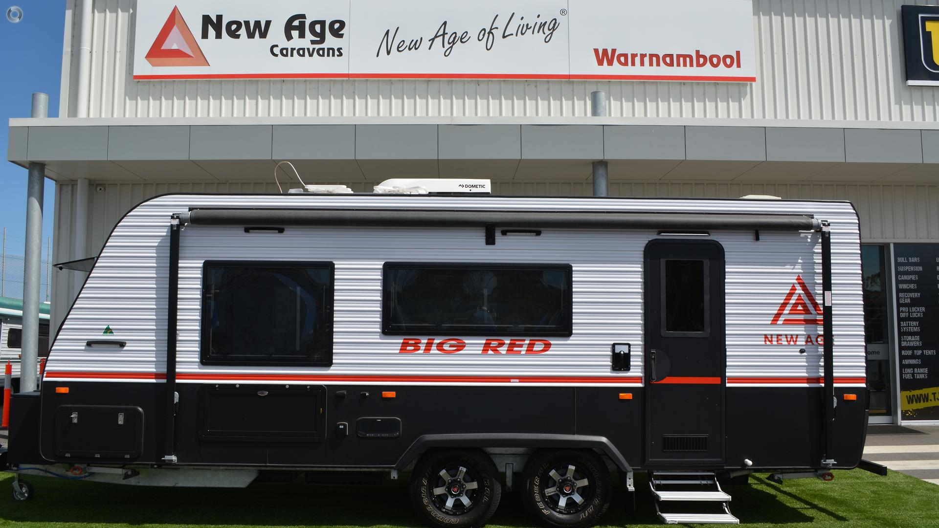 2019 New Age Big Red BR20ERS2