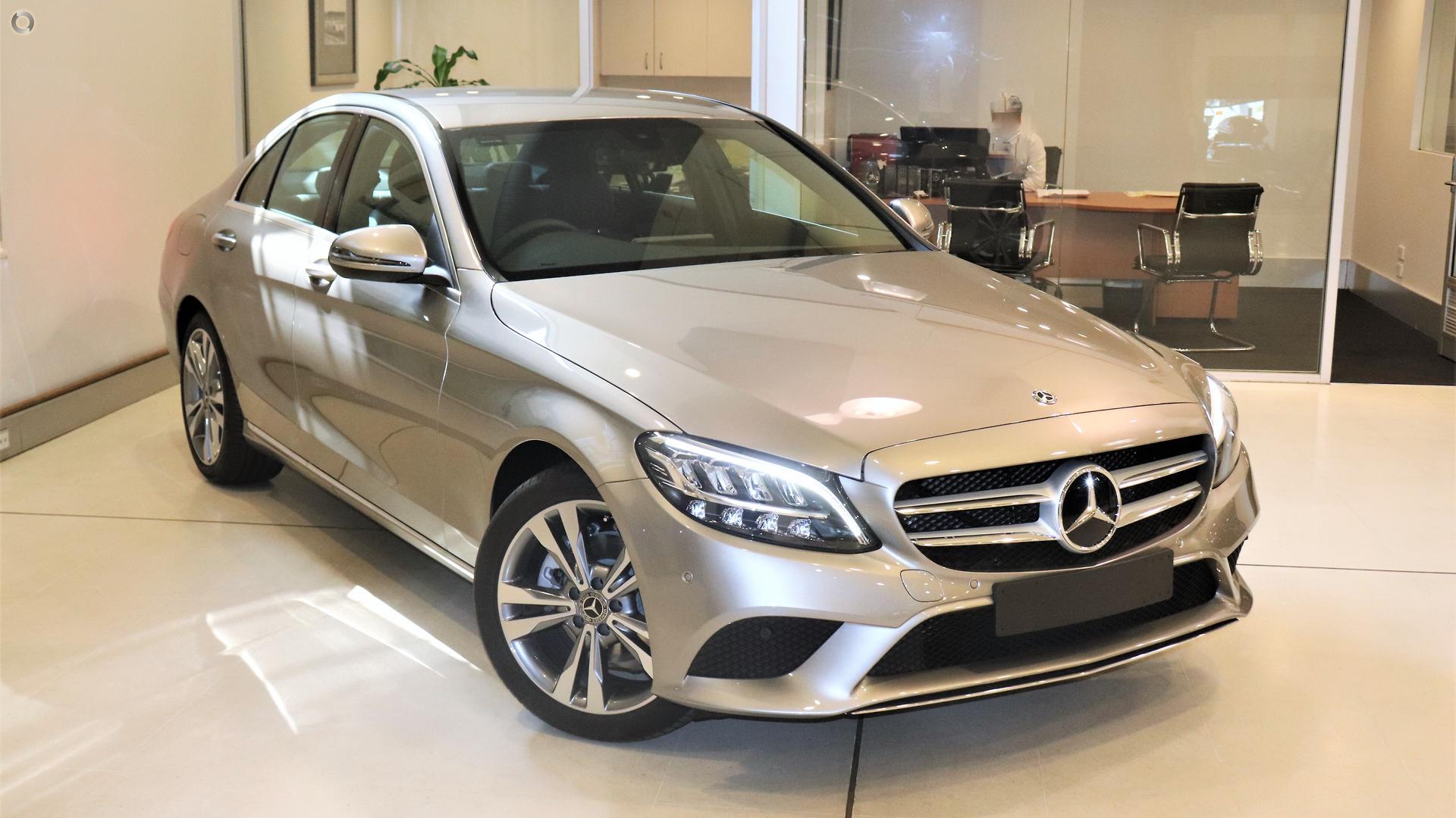 2019 Mercedes-Benz C200 W205