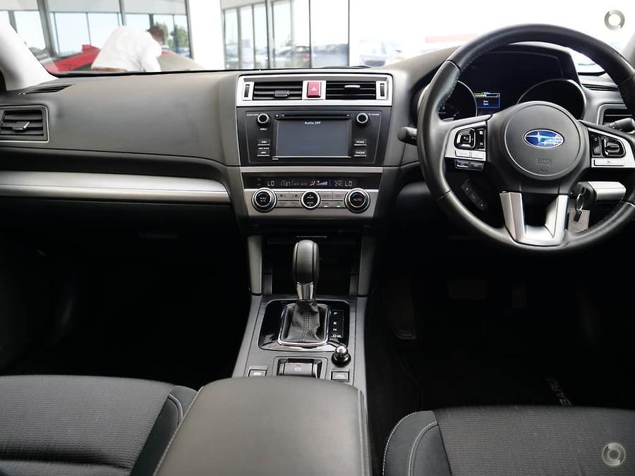 2016 Subaru Outback 2.0D 5GEN