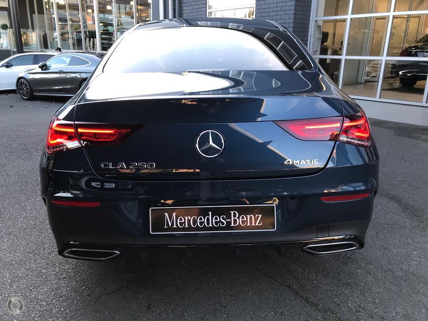 2019 Mercedes-Benz CLA 250 Coupé