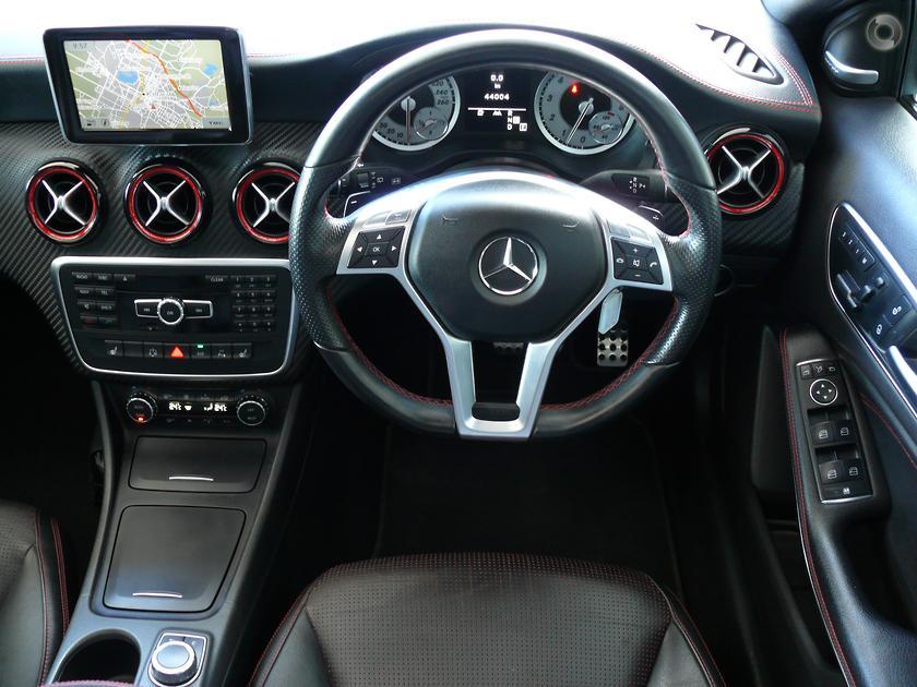 2013 Mercedes-Benz A 250 SPORT Hatch