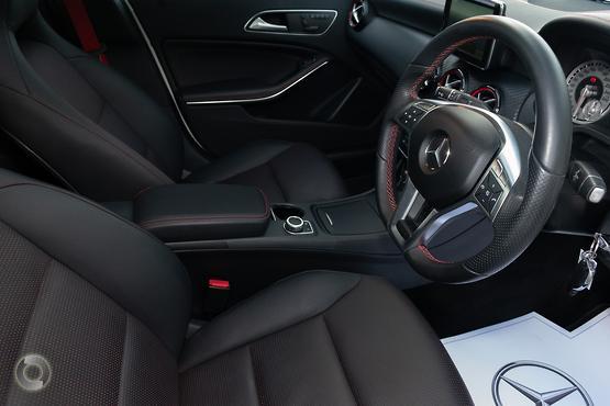 2013 Mercedes-Benz A 250 SPORT