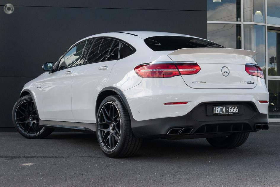 2019 Mercedes-Benz GLC 63 AMG S Coupe