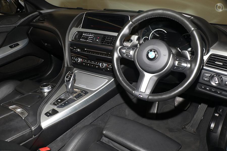 2018 BMW 640i