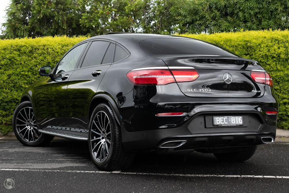 2019 Mercedes-Benz GLC 350 D Coupe