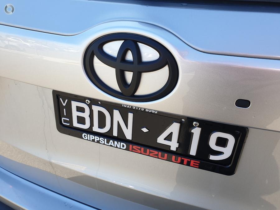 2017 Toyota Kluger GXL GSU55R