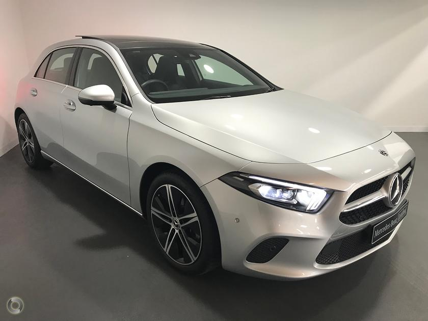 2018 Mercedes-Benz A 250 LIMITED EDITION Hatch