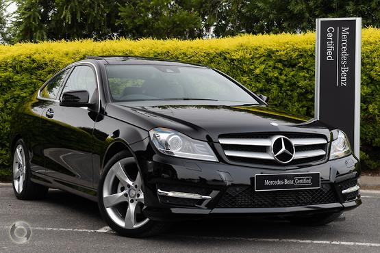2014 Mercedes-Benz C 180 AVANTGARDE