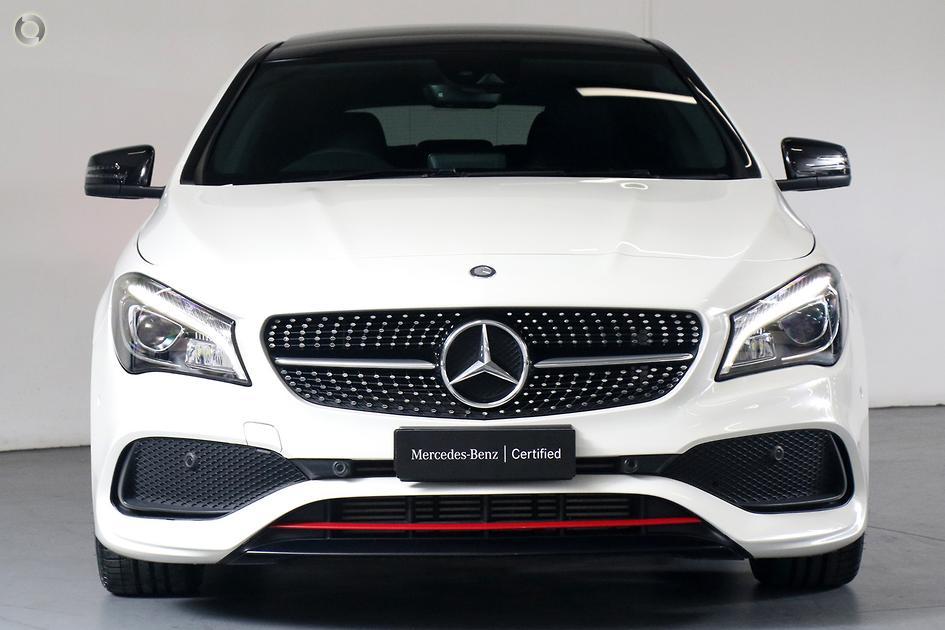 2017 Mercedes-Benz CLA-CLASS Shooting Brake