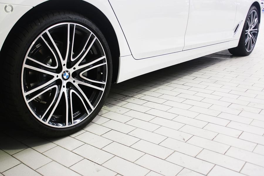 2018 BMW 530d Luxury Line