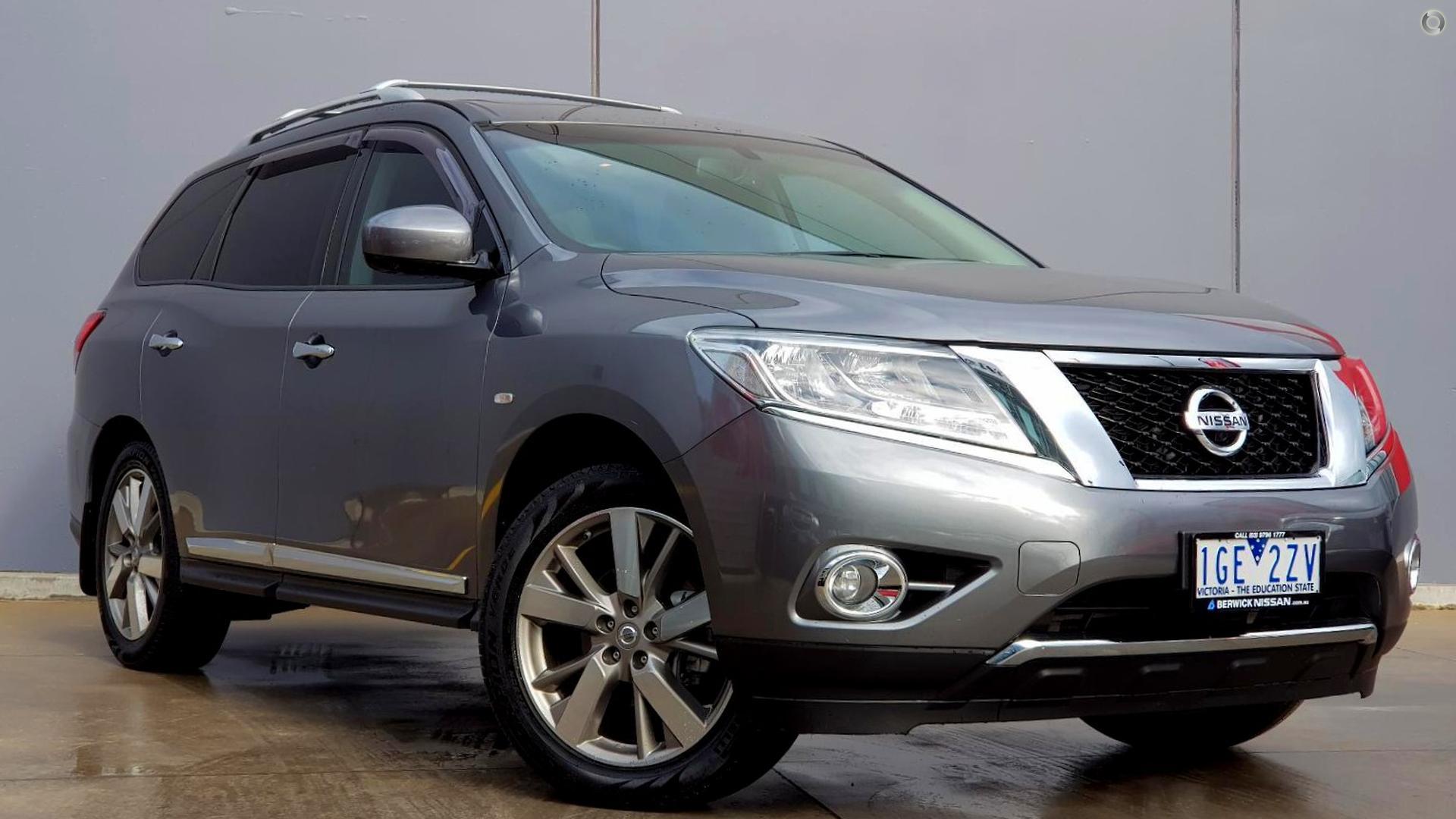 2015 Nissan Pathfinder R52
