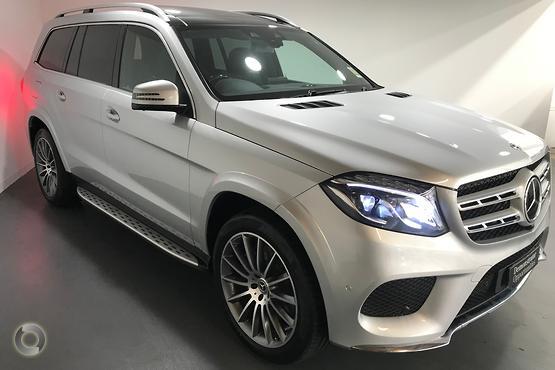 2018 Mercedes-Benz GLS 350 D