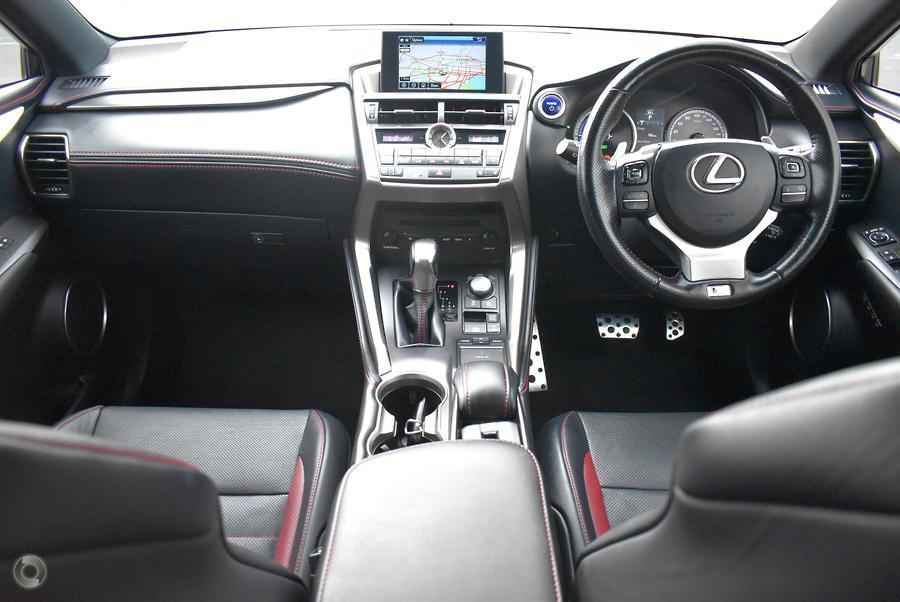 2016 Lexus NX NX300h F Sport AYZ15R