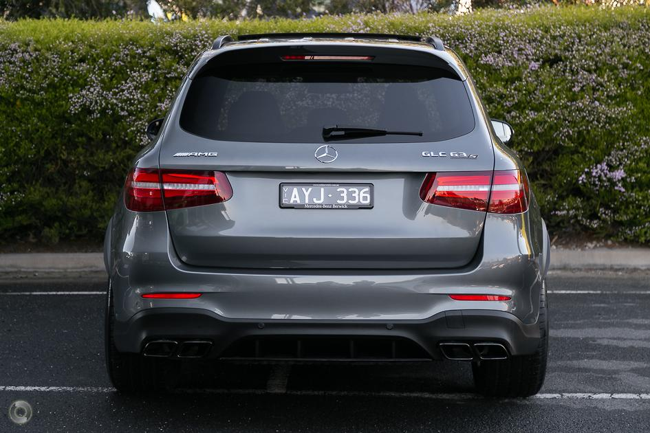 2018 Mercedes-Benz GLC 63 AMG S Wagon