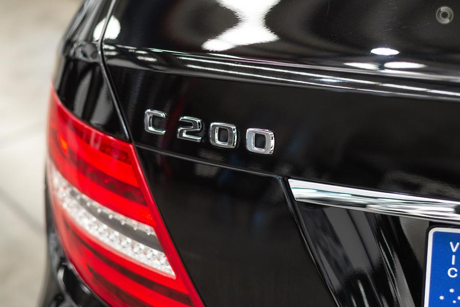 2011 Mercedes-Benz C200 CGI Classic W204 - Ezyauto Prestige