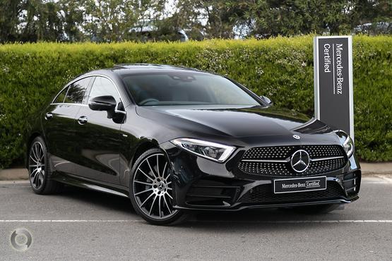 2018 Mercedes-Benz <br>CLS-CLASS