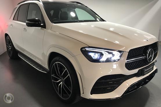 2020 Mercedes-Benz GLE 400 D