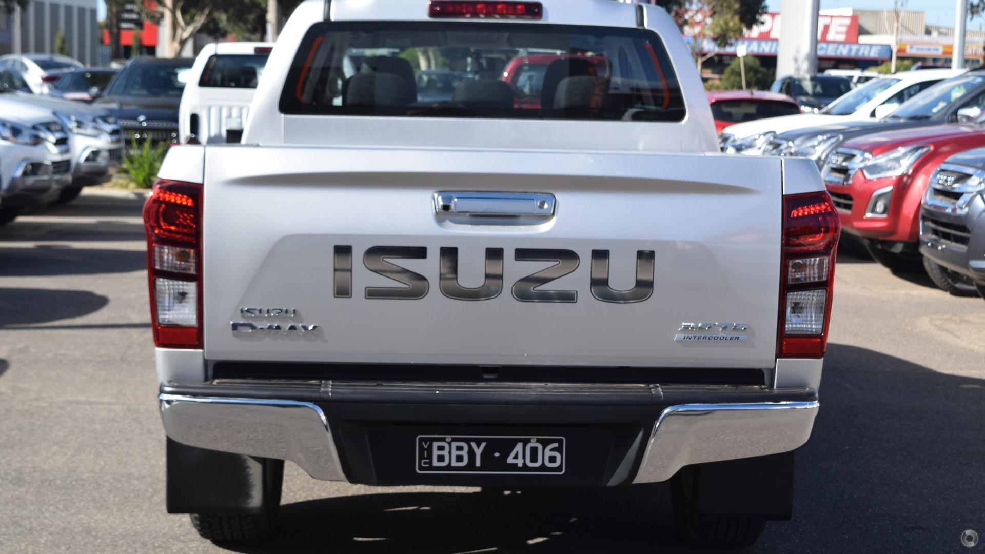 2019 Isuzu D-MAX LS-U (No Series)