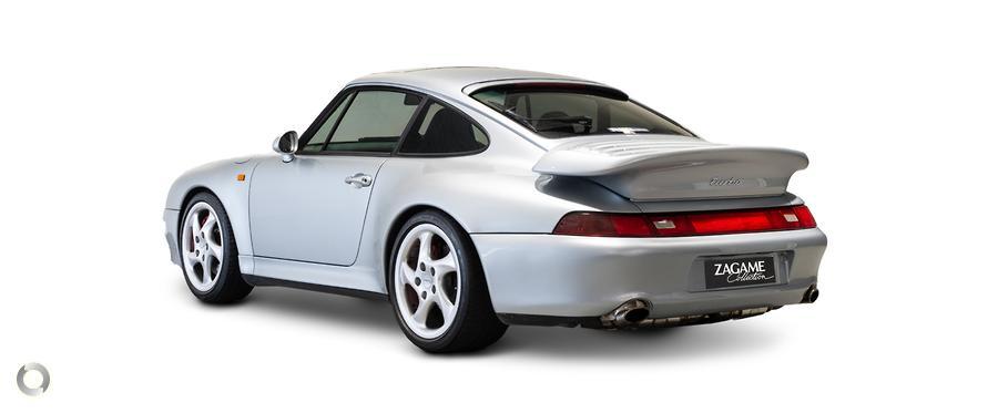 1995 Porsche 911 Turbo 993