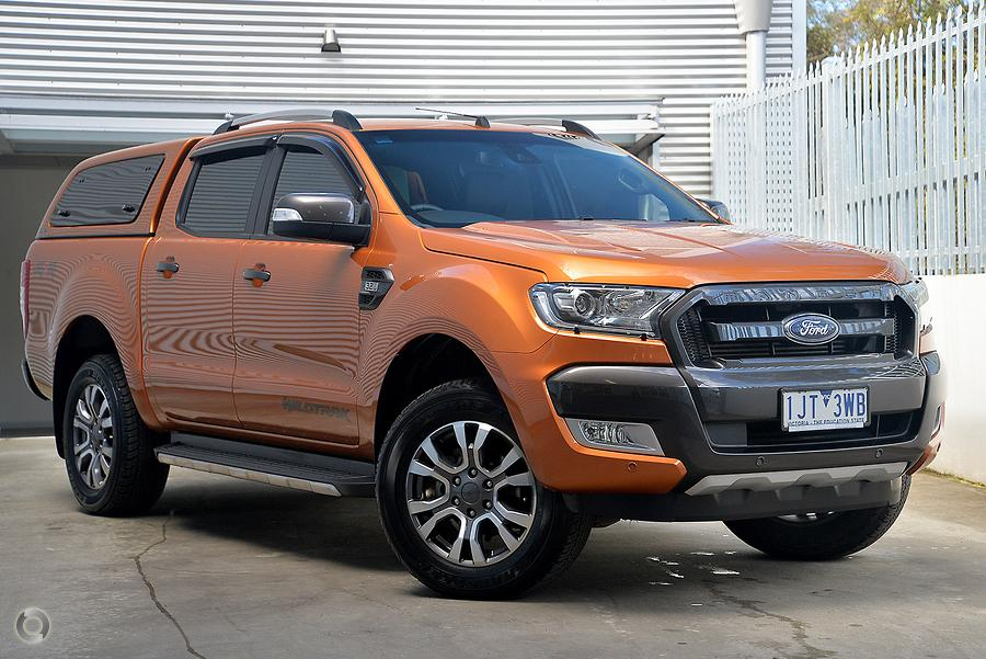 2017 Ford Ranger >> 2017 Ford Ranger Wildtrak Px Mkii Barry Bourke Suzuki