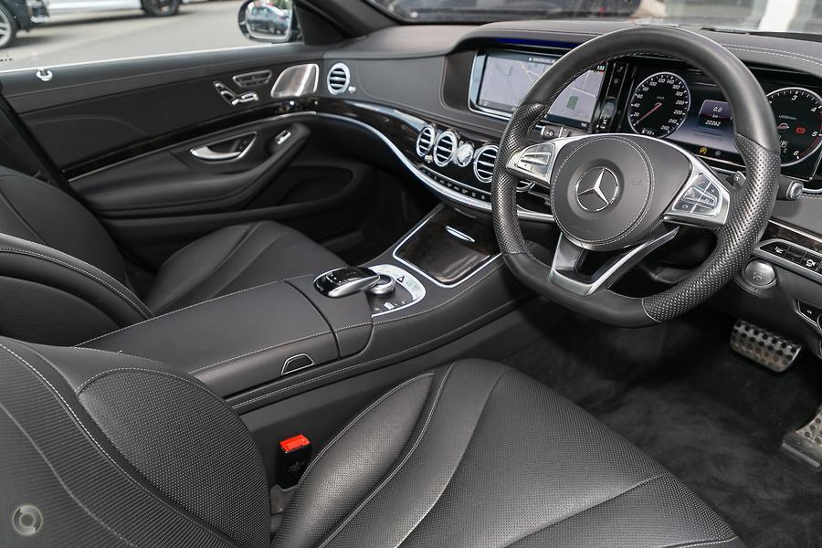 2017 Mercedes-Benz S350 d