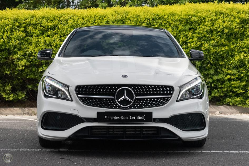 2017 Mercedes-Benz CLA 200 Coupe