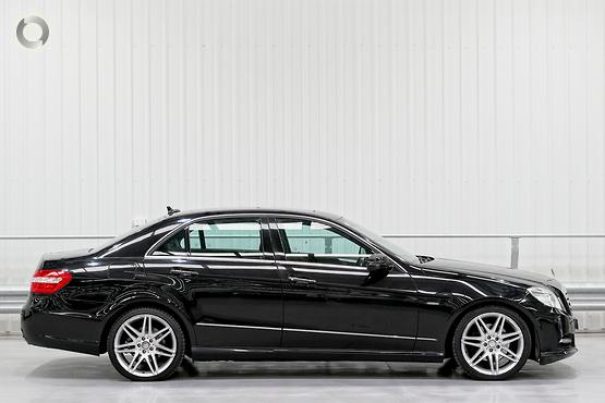 2012 Mercedes-Benz E 250 BLUEEFFICIENCY AVANTGARDE