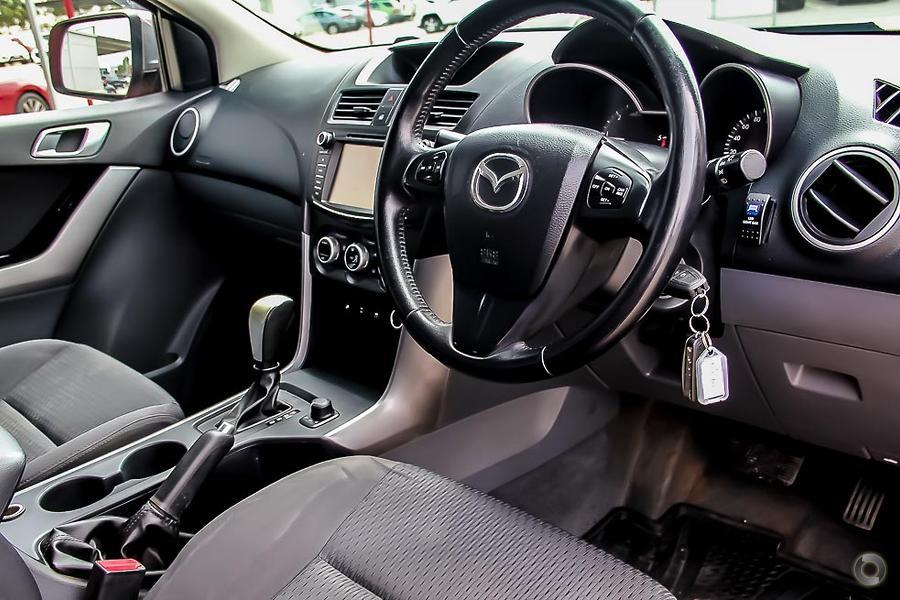 2017 Mazda Bt-50 XTR UR