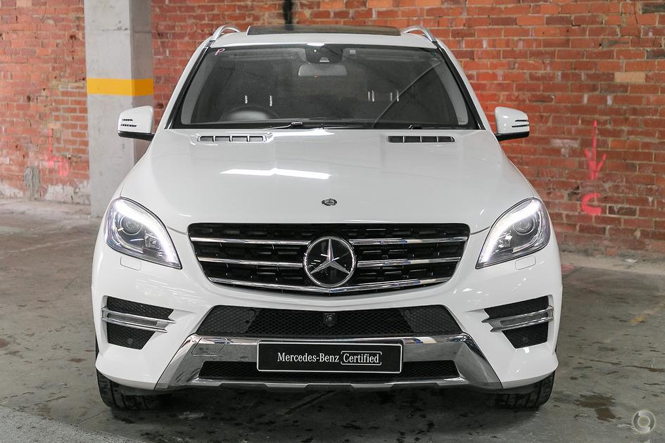 2013 Mercedes-Benz ML 350 BLUETEC Wagon