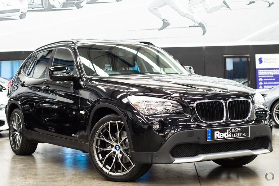 2012 BMW X1 sDrive18i E84