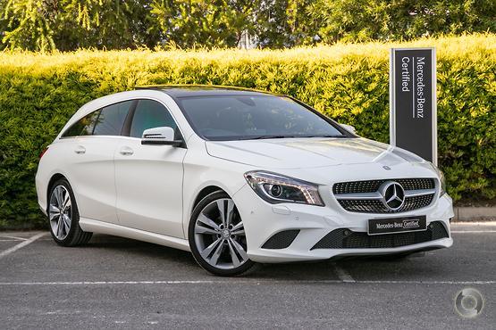 2016 Mercedes-Benz CLA 200 D